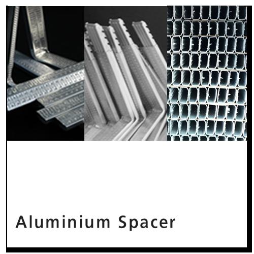 Aluminium Spacer
