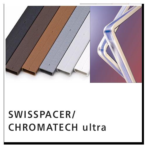 SWISSPACER/ CHROMATECH ultra